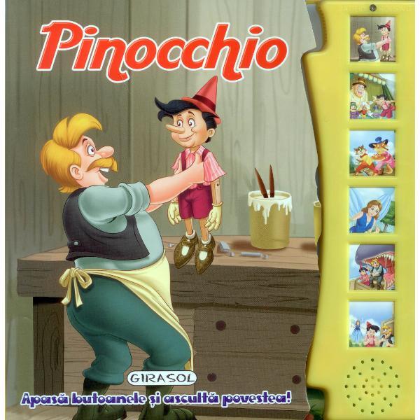 Citeste  Pinocchio