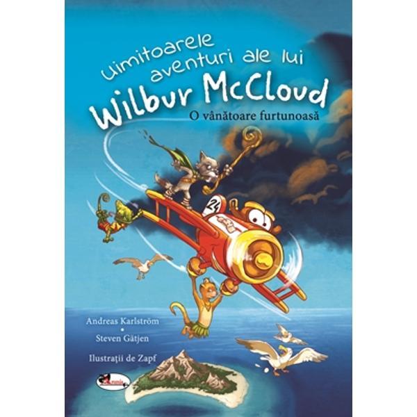 Wilbur McCloud - O vanatoare furtunoasa