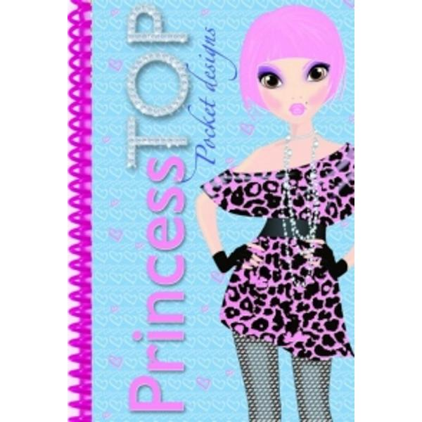 Princess TOP - Color bleu