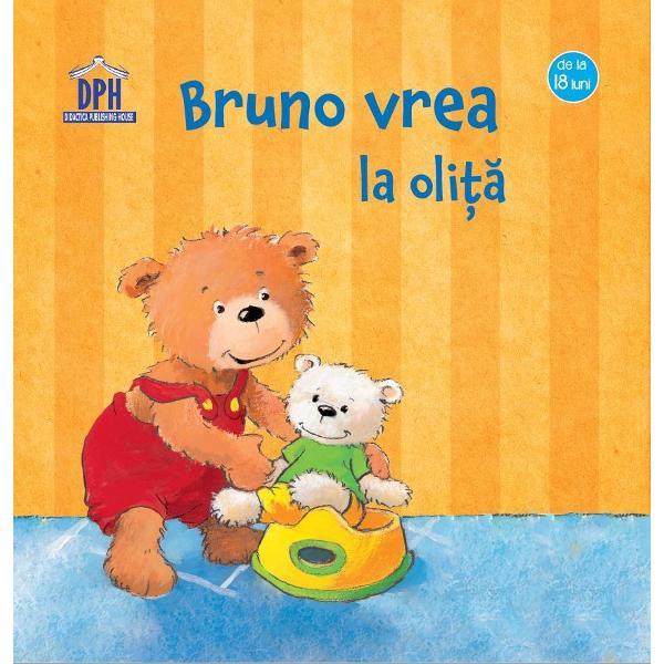 Bruno este un ursule&539; haios care se comport&259; ca orice copil mic În cele 4 povestiri el parcurge etape diverse &537;i are multe de înv&259;&539;at Cei mici vor fi încânta&539;i s&259;-l descopere pe ursule&539;ul Bruno care va deveni cel mai bun prieten al lor Copiii vor încerca s&259;-l imite pe Bruno preluându-i obiceiurile Povestiri frumos ilustrate u&537;or de urm&259;rit &537;i de în&539;eles de c&259;tre