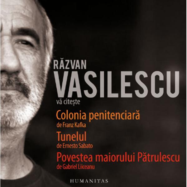 Razvan Vasilescu va citeste Audiobook 5 CD