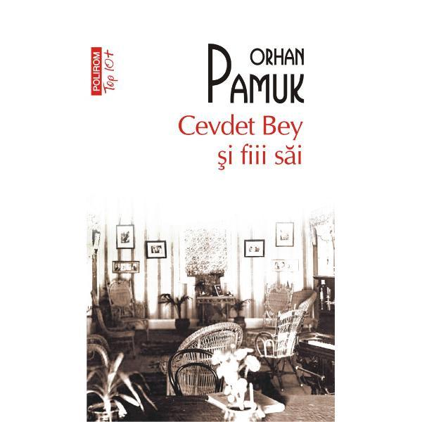 Orhan Pamuk este laureatul Premiului Nobel pentru Literatur&259; în anul 2006Primul roman al lui Orhan PamukCevdet Bey &351;i fiii s&259;ieste povestea unei familii de mici comercian&355;i dintr-un vechi neam de negustori ultimul care se mai lupt&259; cu valul înnoitor occidental Romanul acoper&259; istoria a trei genera&355;ii de la