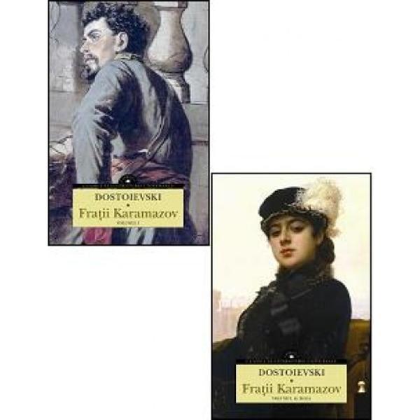 Fra&355;ii Karamazov ultimul &351;i cel mai complex roman al lui Dostoievski &351;i în acela&351;i timp o chintesen&355;&259; a experien&355;ei sale de via&355;&259; este povestea a patru fra&355;i &351;i a unui paricid Fiecare dintre cei patru întruchipeaz&259; o ipostaz&259; fundamental&259; a individului Dmitri cel mai în vârst&259; reprezint&259; senzualitatea p&259;tima&351;&259;; Ivan este intelectualul ra&355;iunea; Aleksei
