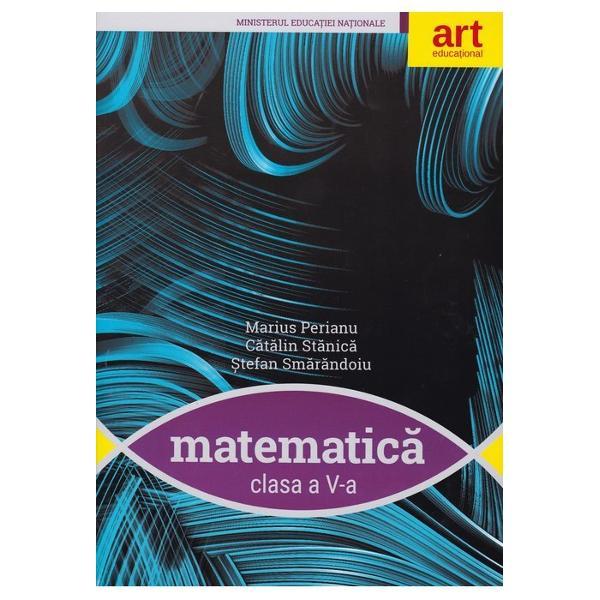 Matematica manual pentru clasa a V a