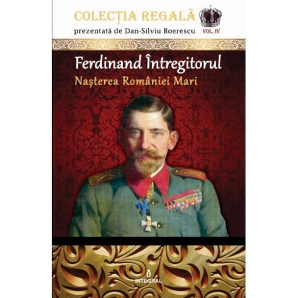 Despre viitorul Rege Ferdinand al României se poate spune c&259; a fost o sum&259; de paradoxuri istorice &537;i nu numai Adus de c&259;tre unchiul s&259;u Carol Principe Mo&537;tenitor în România aproape împotriva voin&539;ei lui Ferdinand se va dovedi la maturitate un mare patriot român unul cu un fantastic rol determinant în ac&539;iunea de Reîntregire a &539;&259;rii care s-a f&259;cut sub