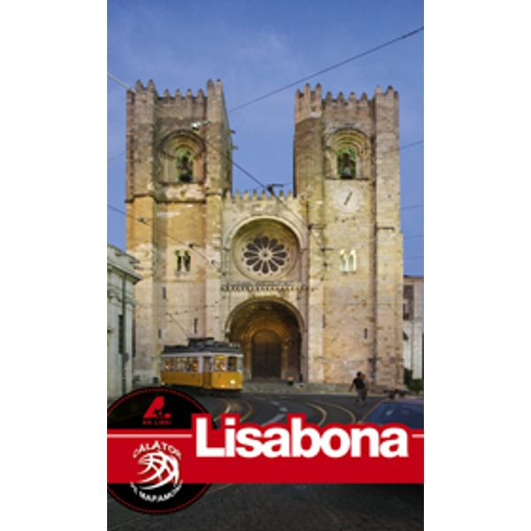 Seria de ghiduri turistice Calator pe mapamond este realizata în totalitate de echipa editurii Ad Libri Fotografi profesionisti si redactori cu experienta au gasit cea mai potrivita formula pentru un ghid turistic Lisabona complet
