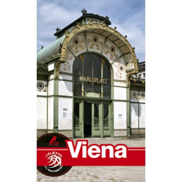 Seriade ghiduri turistice Calator pe mapamond este realizata în totalitate de echipa editurii Ad Libri Fotografi profesionisti si redactori cu experienta au gasit cea mai potrivita formula pentru un ghid turistic Viena complet