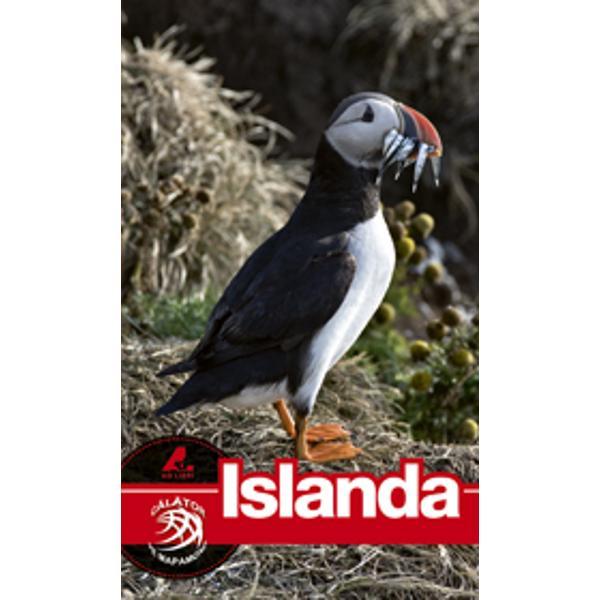 Seria de ghiduri turistice Calator pe mapamond este realizata în totalitate de echipa editurii Ad Libri Fotografi profesionisti si redactori cu experienta au gasit cea mai potrivita formula pentru un ghid turistic Islanda complet