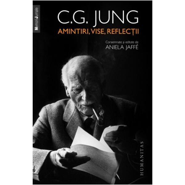 Cartea autobiografic&259; a lui Jung — una dintre cele mai tulbur&259;toare piese memorialistice ale secolului XX — este s&259;rac&259; în fapte de via&355;&259; exterioar&259; schi&355;a copil&259;riei într-o familie de pastori o trecere în revist&259; a practicii de medic psihiatru întâlnirea cu Freud construirea turnului de la Bollingen câteva c&259;l&259;torii în locuri