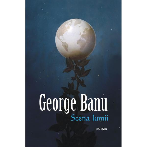 Scena lumii reune&351;te eseuri despre evenimente artistice care au marcat îndeosebi lumea Parisului &351;i al c&259;ror martor atent a fost George Banu precum &351;i reflec&355;ii inspirate de aventuri personale de întîlniri esen&355;iale de spectacole radicale Pe Scena lumii descoperim protagoni&351;ti &351;i figuran&355;i care dup&259; cum se &351;tie din Antichitate joac&259; roluri &351;i-&351;i reveleaz&259; secretele De la umbra