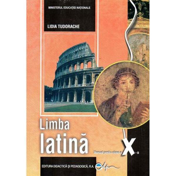 Limba latina X - 2011