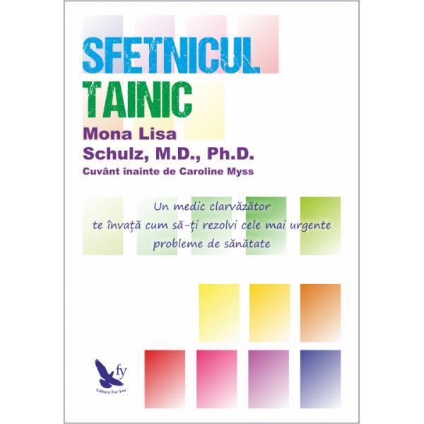 """""""Dr Mona Lisa Schulz este un geniu rar întâlnit Cu o claritate &351;i o putere de p&259;trundere uimitoare ea demonstreaz&259; c&259; problemele de s&259;n&259;tate sunt c&259;l&259;uze pentru vindecarea emo&355;ional&259; Genial&259; amuzant&259; &351;i total realist&259; ea ofer&259; o hart&259; bazat&259; pe chakrele sistemului energetic uman care are puterea de a-&355;i trezi sinele superior &351;i de a-&355;i"""