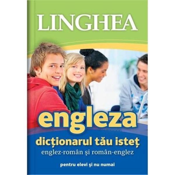 Cea de-a doua editie a Dictionarului Istet este o varianta imbunatatita cu termeni si sensuri ale cuvintelor Dictionarul vine in completarea oricarui nivel de cunostinte de limba engleza si a fost conceput cu gandul la elevi si studenti