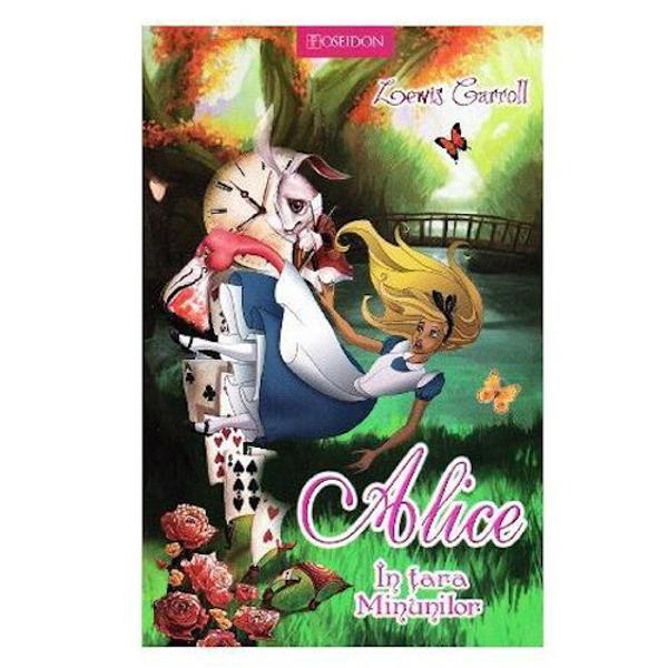 Alice in Tara Minunilor - Lewis CarrollIntr-o dupa-amiaza insorita de iulie in anul 1862 un profesor de la Oxford pe numele lui Charles Lutwidge Dodgson porneste intr-o plimbare cu barca pe raul Tamisa impreuna cu cele trei fetite ale prietenilor sai dintre care una se numeste AliceCa sa-si distreze micutele insotitoare cel ce mai tarziu avea sa semneze cu pseudonimul Lewis Carroll plasmuieste pe loc aventurile unei fetite care porneste pe