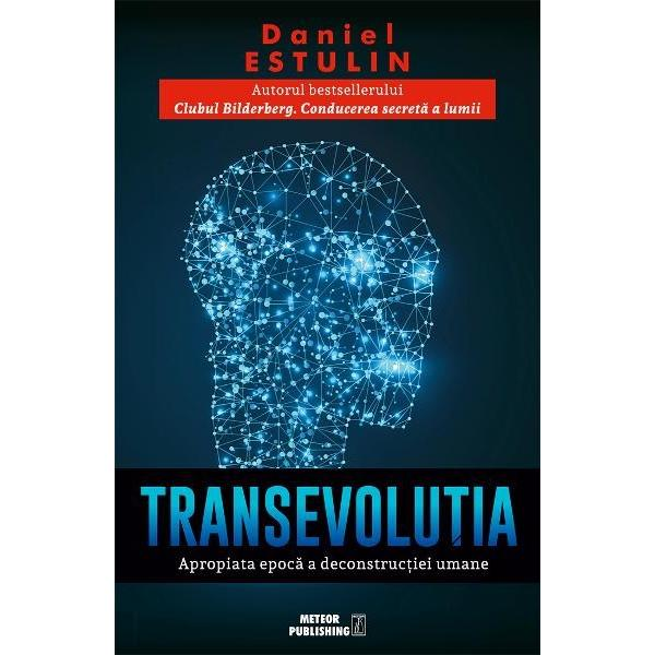 Argumentand ca in cursa pentru o omenire mai buna suntem pe cale de a trece la o noua dimensiune ca urmare a unei revolu&539;ii nanotehnologice aceasta carte captivanta pretinde ca profunzimea progresului &537;i dezvoltarii tehnologice este de a&537;a natura incat oamenii in viitorul foarte apropiat ar putea sa nu mai fie complet umani TransEvolutia prezinta tranzi&539;ia de la om la cineva – sau ceva – nou &537;i diferit odata cu tendin&539;a din ce in ce mai accentuata de