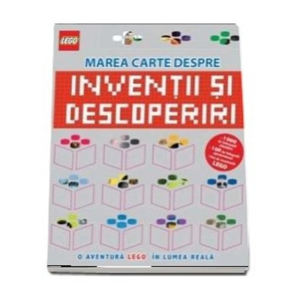 Cea mai grozava enciclopedie pe care ai citit-o vreodata O aventura LEGO® pe orice tema ti-ai putea dori de la stiinta si tehnologie la geografie si istorie 100 de minifigurine LEGO® iti ofera 1000 dintre cele mai recente cele mai extraordinare informatii si 100 de fotografii ale unor lucruri incredibile In plus vei gasi inauntru o multime de idei de constructii LEGO® pentru toata familia
