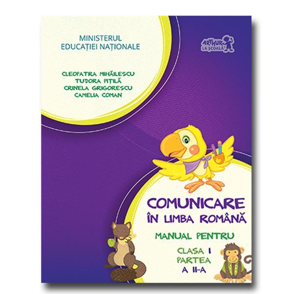 Comunicare in limba romana clasa I partea a II a  CD