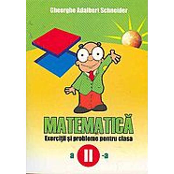 Schneider Matematica cl II