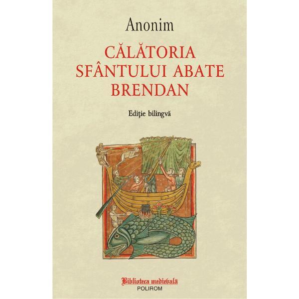 Calatoria Sfntului abate Brendan