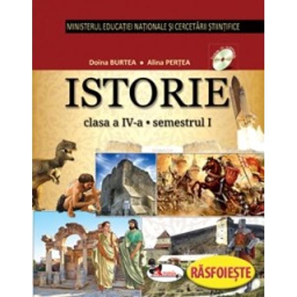 Manual de istorie clasa a IV a PertraBurtea