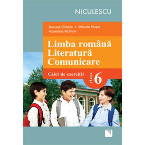 Acest caiet de exerci&355;ii suplimentare se adreseaz&259; atât elevilor cu certe performan&355;e la limba &351;i literatura român&259; cât &351;i celor care doresc s&259;-&351;i îmbun&259;t&259;&355;easc&259; rezultatele &351;colare la aceast&259; disciplin&259; De asemenea lucrarea de fa&355;&259; este un instrument util &351;i cadrelor didactice pentru lucrul la clas&259; cu elevii în vederea fix&259;rii &351;i verific&259;rii