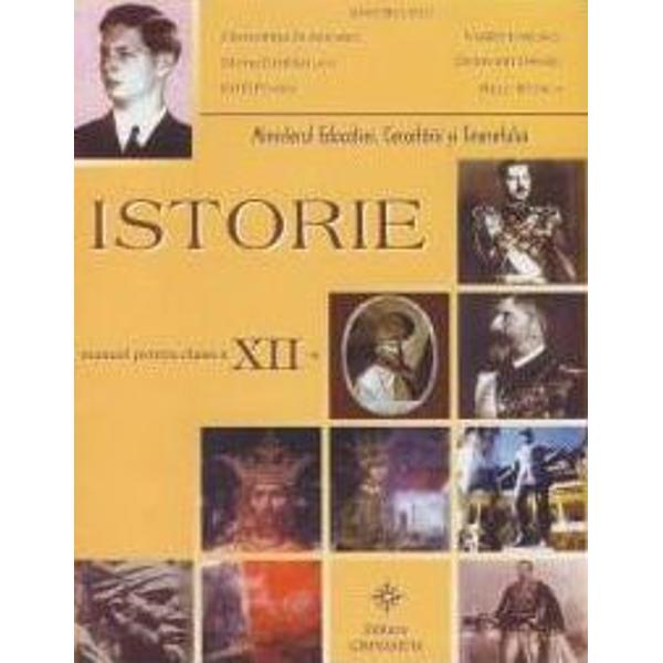 Istorie cls XII 2010 - Gimnasium