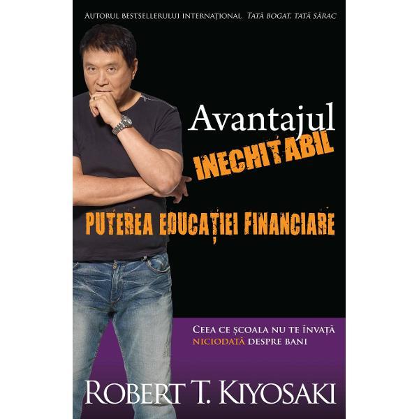 Sus&355;in&226;nd o perspectiv&259; asupra banilor care dep&259;&351;e&351;te &351;i contrariaz&259; opiniile curente Kiyosaki &351;i-a c&226;&351;tigat reputa&355;ia de autor &351;i antreprenor sincer direct &351;i pragmatic El consider&259; c&259; sfaturile clasice care pledeaz&259; pentru economisirea banilor ob&355;inerea de diplome pentru c&259;p&259;tarea unui loc de munc&259; bun &351;i investirea pe termen lung &238;ntr-un portofoliu diversificat constituie tot