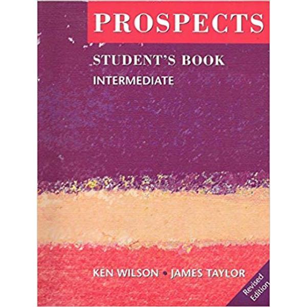 Prospects Students Book Intermediate