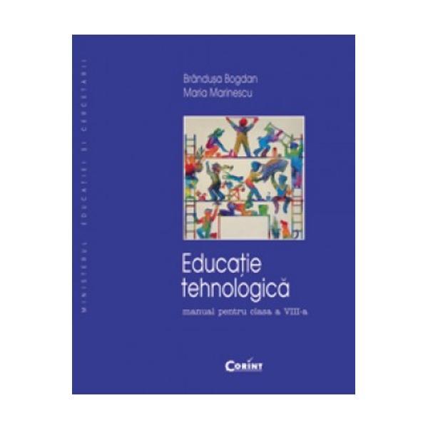 Educatie tehnologica clasa a VIII-a Bogdan
