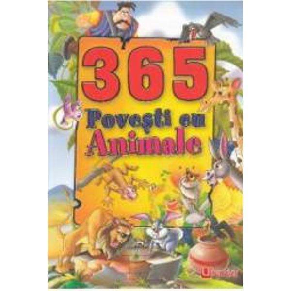 365 Poveti cu Animale