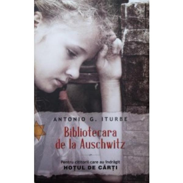 Romanul reda intamplarile din viata Ditei o copila de 14 ani care in blocul 31 de la Auschwitz a luat in grija cele cateva carti interzise folosite ca manuale de un grup de adulti profesori ai copiilor deportatiBlocul 31 era o mica oaza de liniste in interiorul lagarului de concentrare intrucat aici Fredy Hirsch un prizonier a capatat