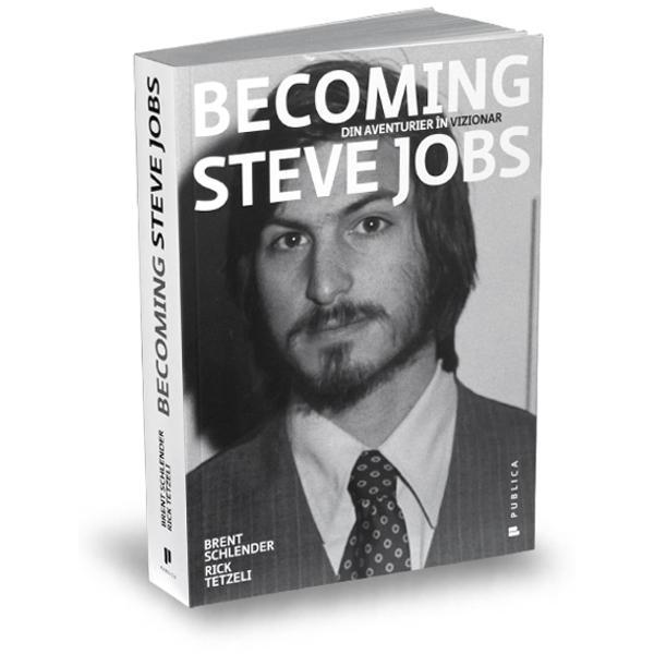 """Brent Schlender &537;i Rick Tetzeli î&537;i propun s&259; infirme mituri &537;i stereotipuri despre Steve Jobs Sprijinindu-se pe fapte date &537;i m&259;rturii cei doi autori pun sub semnul întreb&259;rii perspectiva conven&539;ional&259; unidimensional&259; despre Jobs anume aceea c&259; pe tot parcursul vie&539;ii sale acesta a fost """"jum&259;tate geniu jum&259;tate tic&259;los"""" un lider irascibil &537;i egoist"""