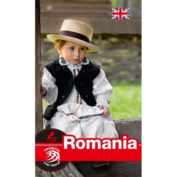 Ghid turistic Romania in limba englezaAcest ghid prezinta cele mai vizitate areale turistice ale Romaniei Daca ati ajuns aici si vreti sa stiti incotro sa va indreptati mai intai pasii ce e demn de vazut ce motive aveti sa urmati o directie sau alta consultati-l cu incredere