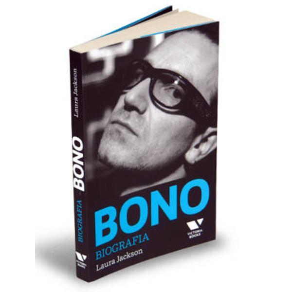 Biografia lui Bono nu este doar biografia unui star care si-a cucerit si pa&131;strat fanii si a castigat o multime de premii Pentru ca&131; si-a dat seama ca&131; prin muzica&131; poate da glas nu doar vocatiei artistice ci si vocatiei lui umanitare care-l face sa&131; incerce sa&131; schimbe lumea Rezultatele au fost spectaculoase U2 detine 22 de premii Grammy iar pentru implicarea lui in problemele sociale Bono a primit titlul de Cavaler al Legiunii de Onoare premiul pentru