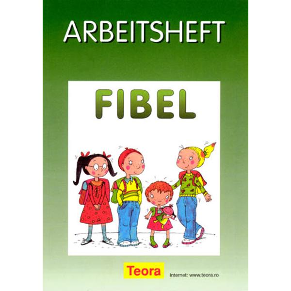 Germana caiet de lucru clasa I