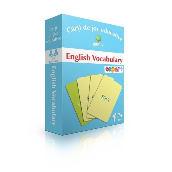 Pachetul con&539;ine·38de c&259;r&539;i de joc cuadjective; ·10c&259;r&539;i de joc cusubstantive; ·2carduri-dic&539;ionar cutraducerea cuvintelor&537;i posibileleasocieri substantiv-adjectivScopul jocului este îmbog&259;&539;irea vocabularului prin