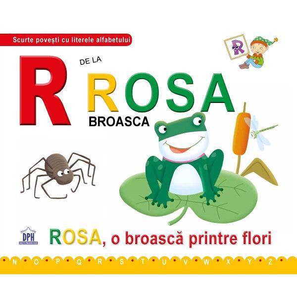 Rosa o broasc&259; printre floriIazul mi&537;un&259; de via&539;&259; &537;i printre nenum&259;ratele animale pe care le g&259;zduie&537;te se afl&259; &537;i broscu&539;a Rosa Micu&539;a are o problem&259; chiar nu-i place s&259; fie verde &206;ns&259; este chiar at&226;t de important&259; culoarea pielii Va afla cur&226;nd Specifica&539;iiPagini 32  4 fi&351;e de lucruM&259;rimi 225 x 19 cmCopert&259; Necartonat&259;Cartonat&259; aici