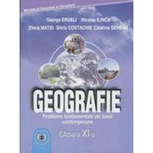 Geografie clasa XI