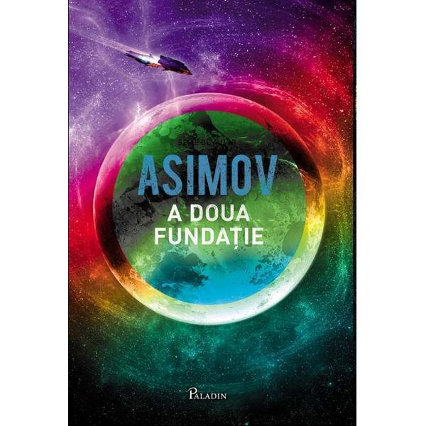 Cine va descoperi aceast&259; faimoas&259; &351;i enigmatic&259; A Doua Funda&355;ie &350;i o va descoperi oare cineva cu adev&259;rat Iat&259; marea miz&259; a celui de-al treilea volum al seriei în care Asimov creeaz&259; treptat o atmosfer&259; de a&351;teptare tensionat&259; întocmai ca un adevarat maestru al suspansului Cartea abund&259; chiar de la început în scenarii conspira&355;ioniste