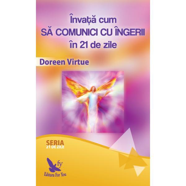 Îngerii ne pot ajuta în orice problem&259; din orice domeniu al vie&539;ii s&259;n&259;tate iubire prietenie animale de companie &537;i chiar tehnologie Doreen Virtue a creat în acest scop Angel Therapy® un sistem ce ne permite s&259; ne conect&259;m cu puterea divin&259; a îngerilor A&537;adar de câte ori te confrun&539;i cu o problem&259; cheam&259;-i pe îngeri în ajutor folosind cartea de