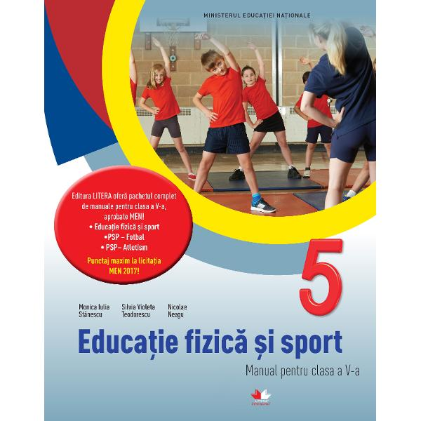 Manual Educa&539;ie Fizic&259; &537;i Sport Clasa a V-a