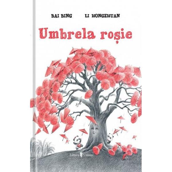 Umbrela rosie