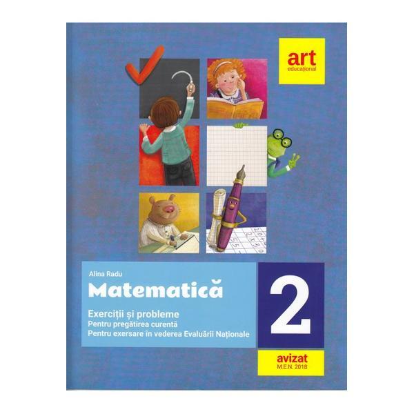 Exercitii si probleme de matematica clasa a II a  portofoliu de evaluare