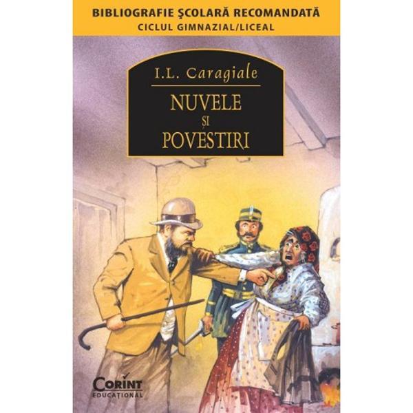 Nuvele si povestiri Caragiale 2014