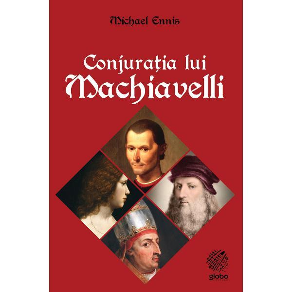 Ce credeti ca se intampla cand doua dintre cele mai proeminente personalitati ale Renasterii – Machiavelli si Leonardo da Vinci – colaboreaza si isi unesc eforturile ca o adevarata echipa de detectivi intru descoperirea unuia dintre cei mai faimosi si macabri criminali in serie din istorie Aceasta este ideea care sta la baza thrillerului istoric al lui Michael Ennis care va va aminti deopotriva de Codul lui da Vinci dar si de Tacerea mieilorGanditi-va la aceasta carte ca la un