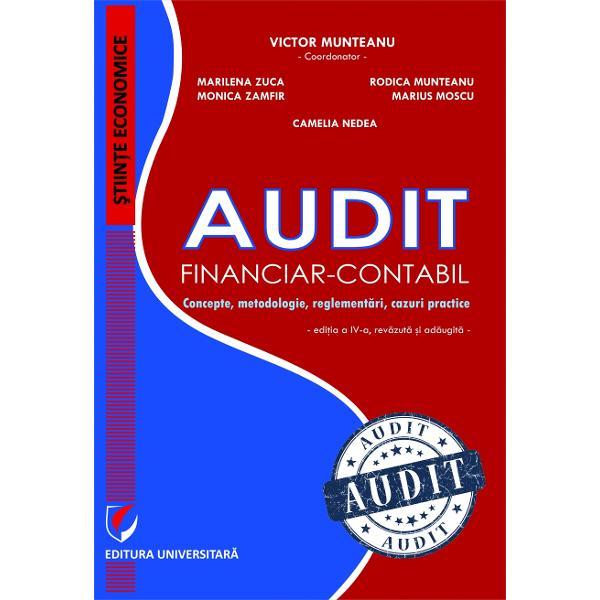 Audit financiar contabil