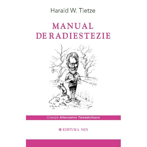 Cartea Manual de radiestezie î&537;i propune s&259; abordeze pe larg atât no&539;iunile tradi&539;ionale cât &537;i pe cele moderne referitoare la razele telurice &537;i s&259; examineze posibilele influen&539;e ale acestora asupra diverselor boli cu care se confrunt&259; omenirea Autorul arat&259; c&259; radia&539;iile telurice pot stimula &537;i activa rezervele fizice &537;i spirituale ale omului motiv pentru care energia special&259; emis&259; de