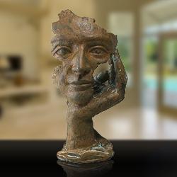 Statueta Privire 14x11x28cm 425