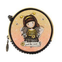 Gorjuss Geanta rotunda cu snur - Bee Loved 907GJ01