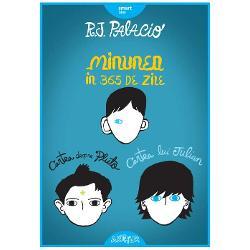 Pachet 3 volume: Minunea, Cartea despre Pluto, Cartea lui Julian